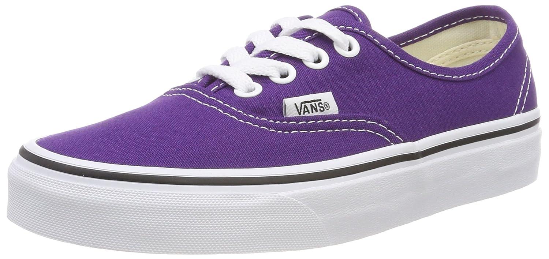 Vans Unisex-Erwachsene Authentic Sneaker  43 EU|Violett (Petunia/True White Qa1)