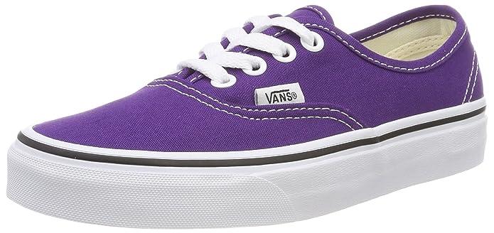 Vans Authentic Sneaker Erwachsene Unisex Violett Petunia