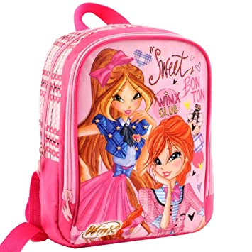 130cba9301 Whitehouse Sac à dos | Fancy Style | Winx Club | Sac Fille | 28 x 20 ...