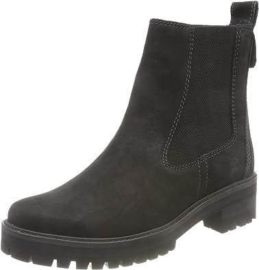 Timberland Damen Courmayeur Valley Chelsea Boots