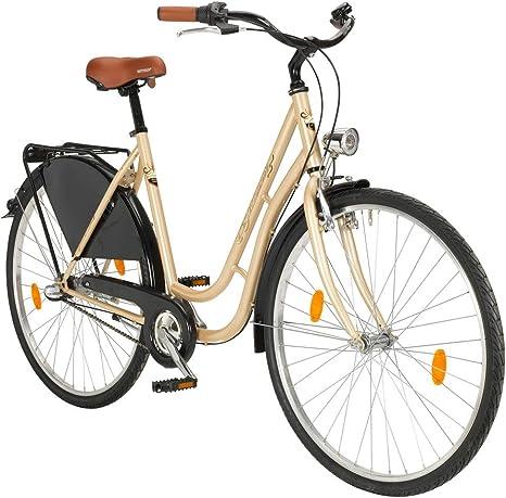 Performance Tilburg – Bicicleta Holandesa para Mujer, 26/28 ...
