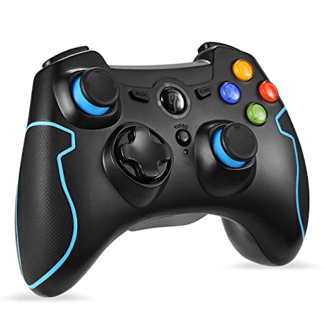 Review Wireless Controller, EasySMX 2.4