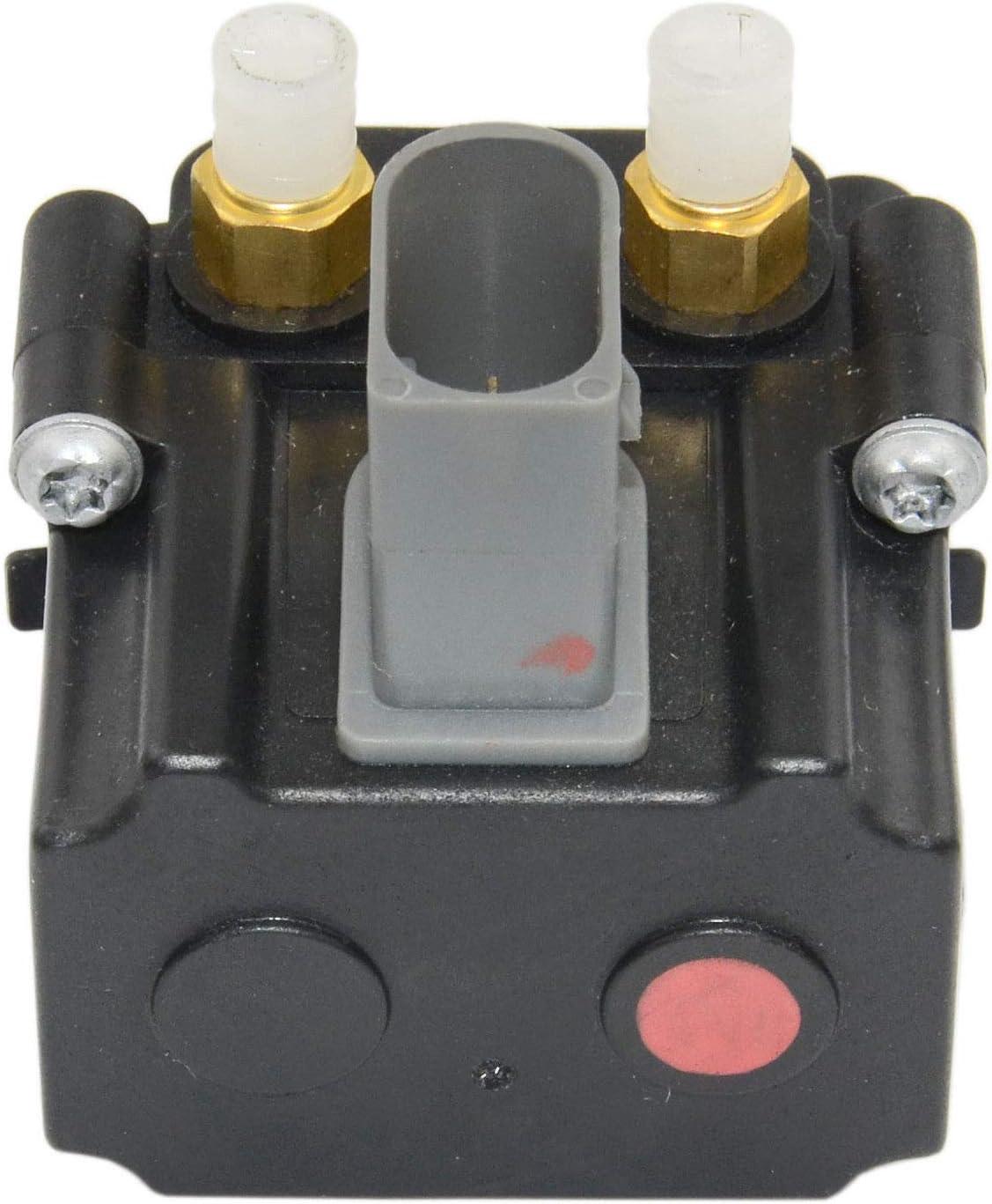 SCSN Bloque de la v/álvula solenoide del compresor de aire 37206789937