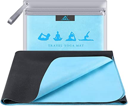 Amazon.com: SKL - Esterilla de yoga plegable de 1/16 ...