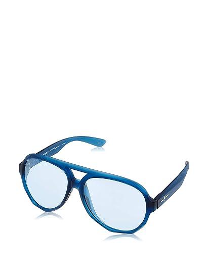 Karl Lagerfeld Gafas de Sol KL001S59 (59 mm) Azul Oscuro ...