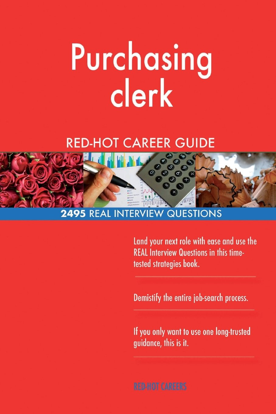 Download Purchasing clerk RED-HOT Career Guide; 2495 REAL Interview Questions PDF