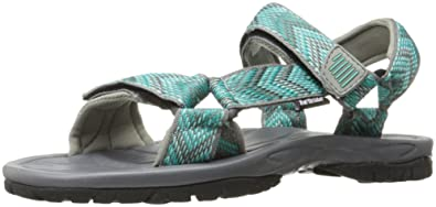 Womens Seaview Sport Athletic Strap Sandal
