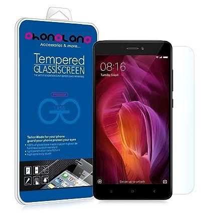 PHONELAND Protector Pantalla de Cristal Templado Premium para Xiaomi Mi A1/ MiA1