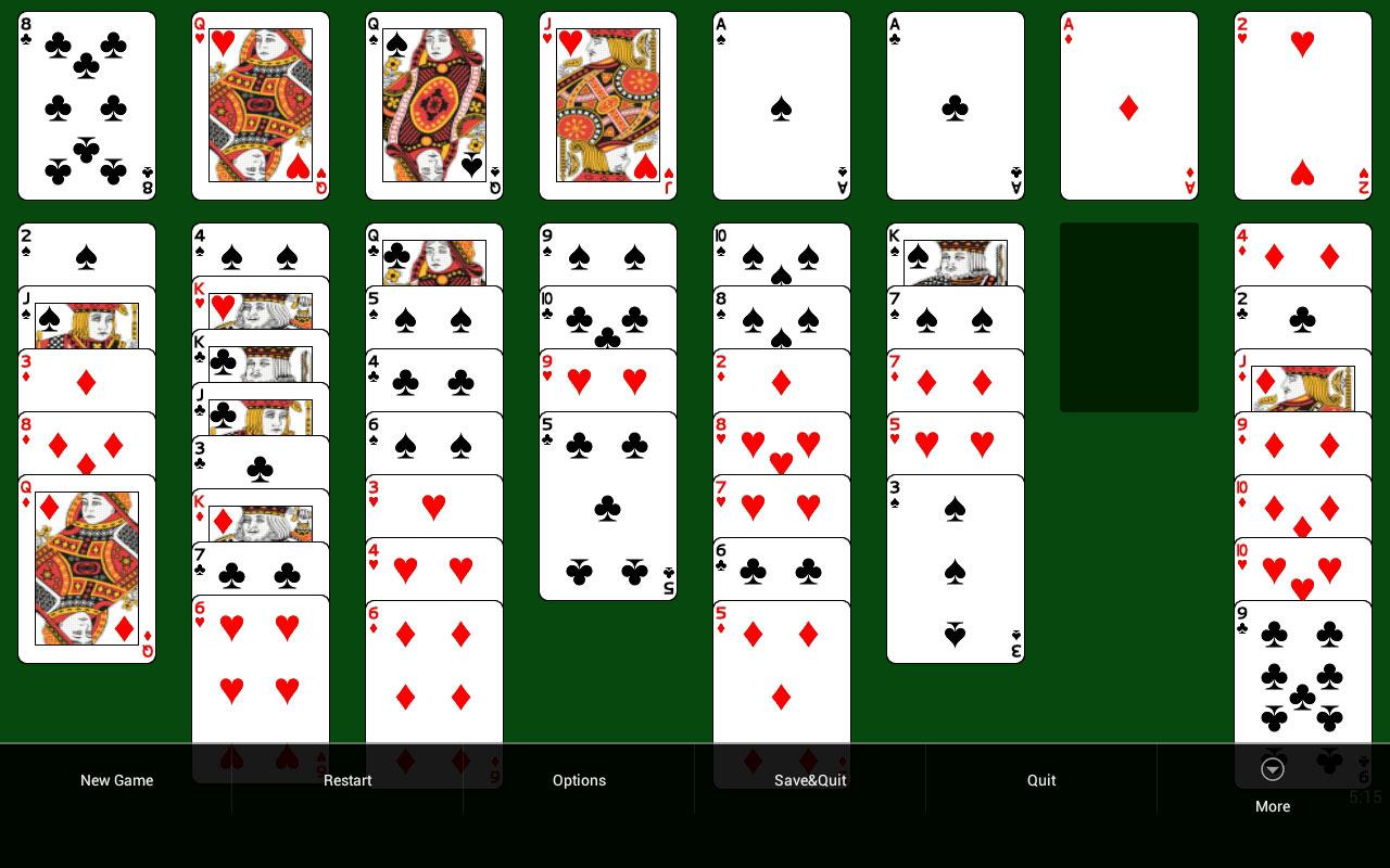 Freecell Solitaire juego de cartas: Amazon.es: Appstore