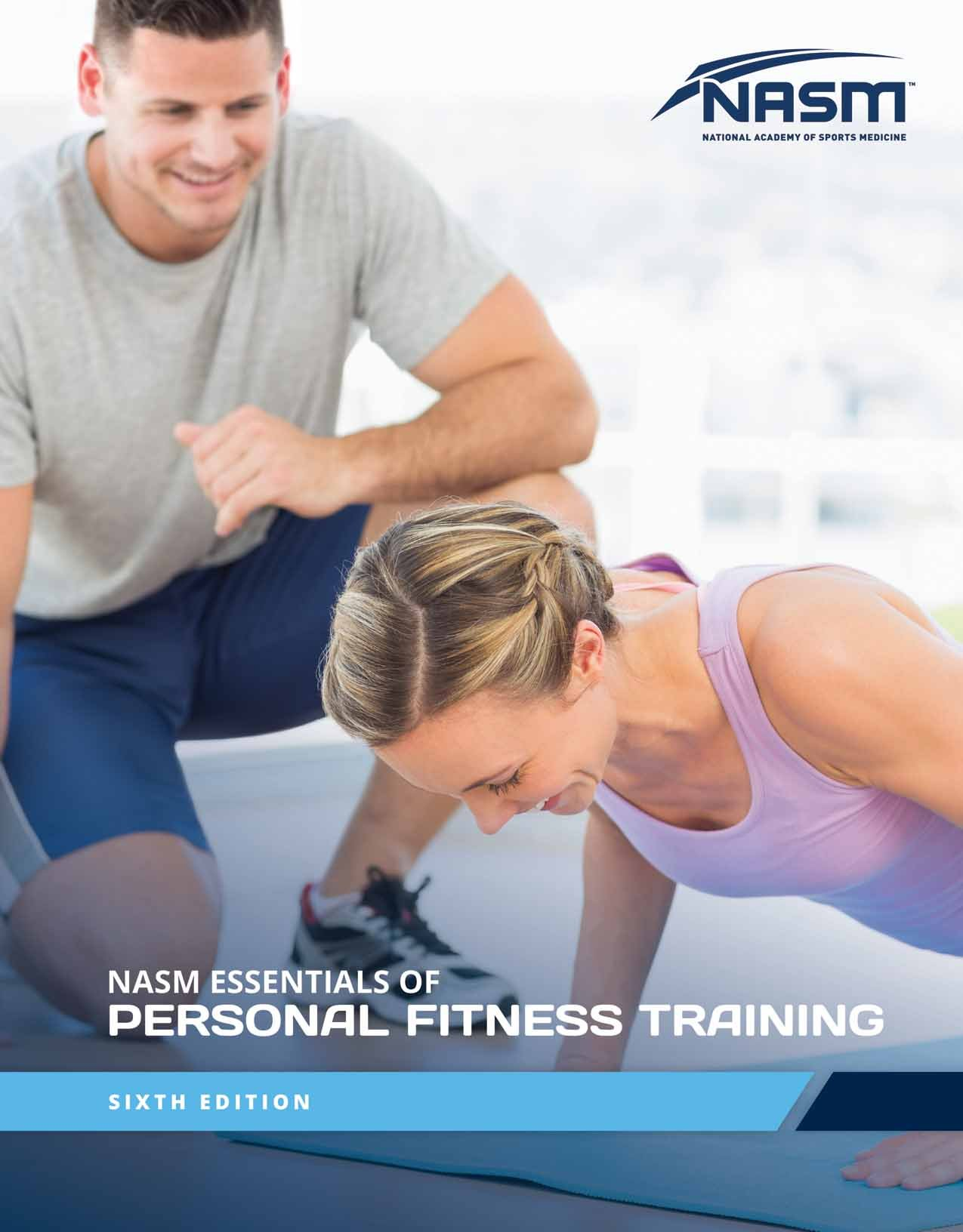 NASM Essentials Of Personal Fitness Training: Amazon.co.uk: National ...