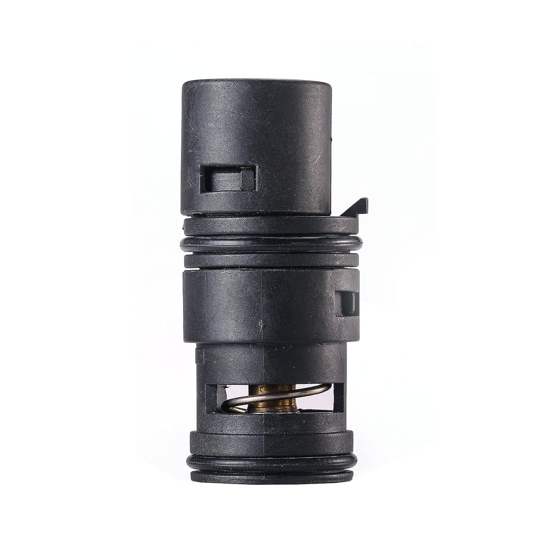 Orion Motor Tech Oil Cooler Expansion Tank Thermostat for BMW E46 E83 X3 E53 X5 17111437362