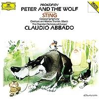 Prokoviev Peter The Wolf Classical Symphone