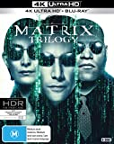 The Matrix Trilogy (4K Ultra HD + Blu-ray)