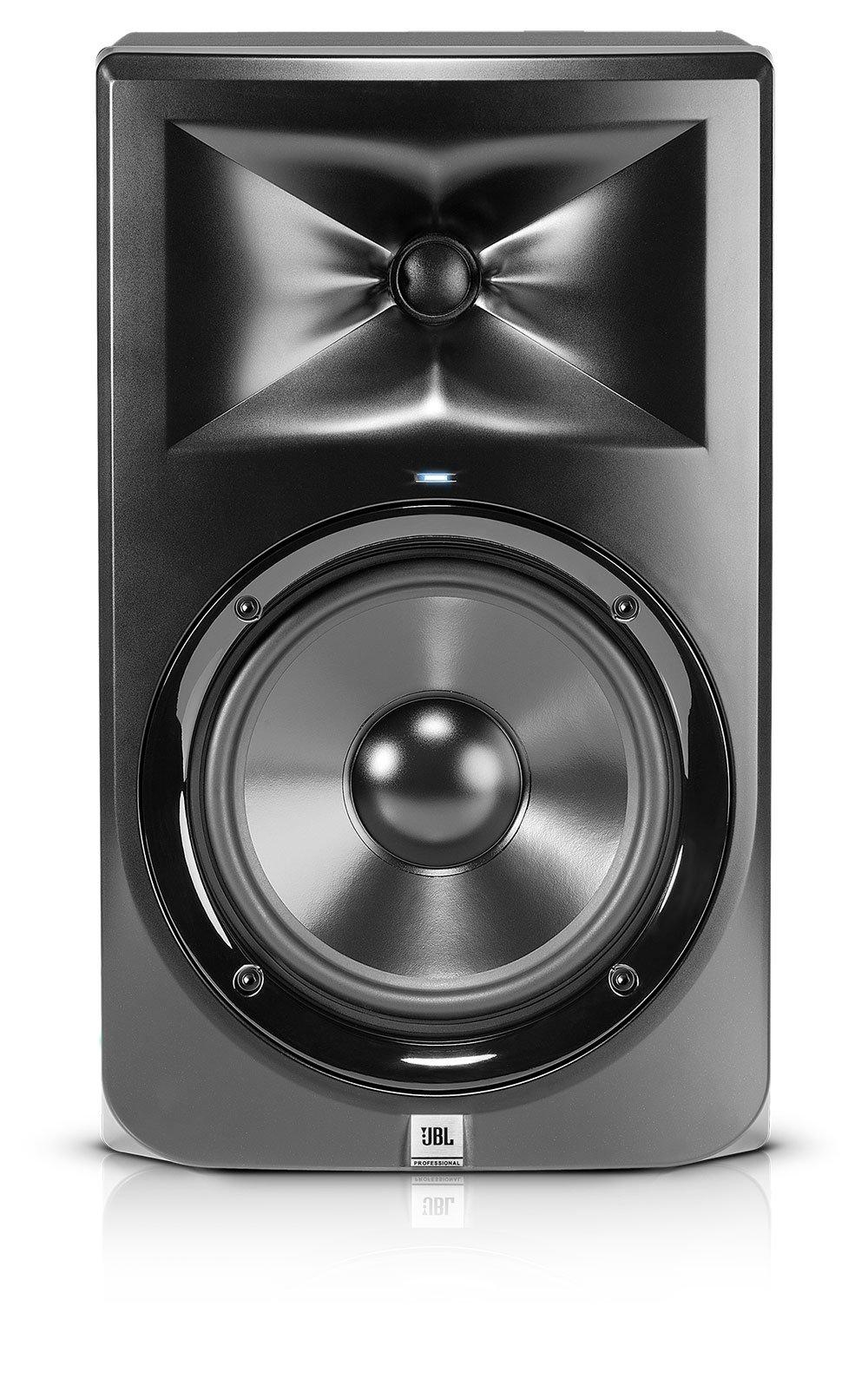 JBL LSR308 8'' 2-Way Powered Studio Monitor by JBL Professional
