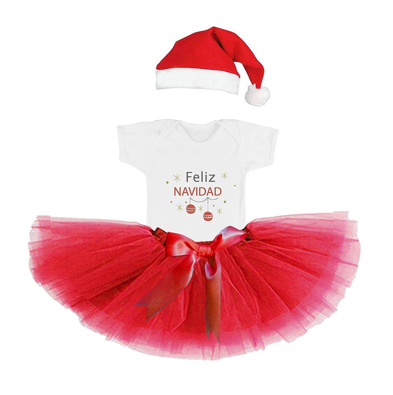 Conjunto Navidad de 0 a 6 años/Bebe Niña/Recien Nacido/Traje ...