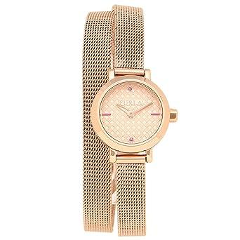178064e4d05b [フルラ] 腕時計 レディース FURLA 899506 R4253107503 W496 MT0 00Z 1G0 ローズゴールド [並行