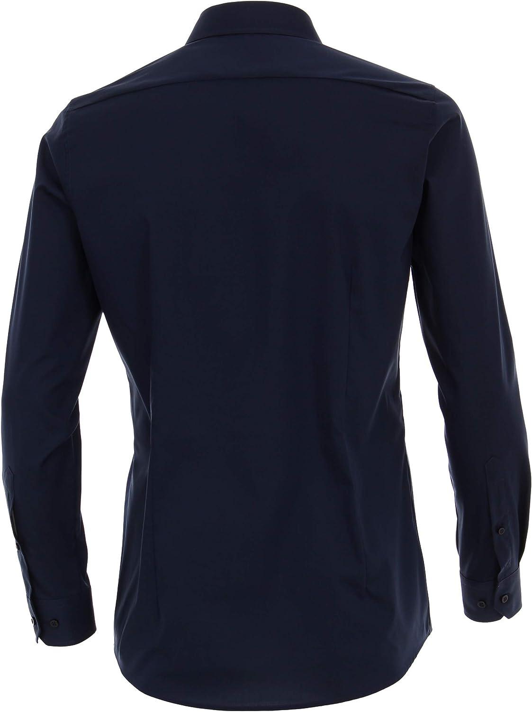 Venti 001420 Camicia da Uomo Popeline