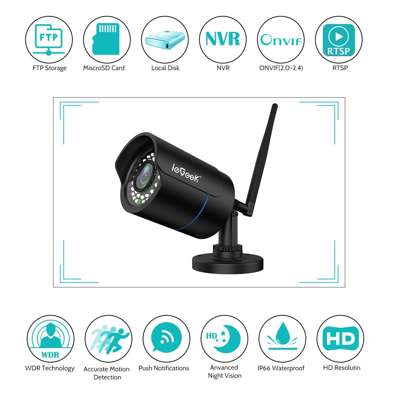 wlan au en 720p ip netzwerk kamera berwachungskamera funk. Black Bedroom Furniture Sets. Home Design Ideas