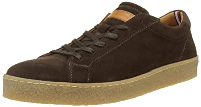 L2285Ogan 1B, Baskets Basses Homme, Marron (Coffee Bean), 42 EUTommy Hilfiger