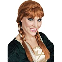 Dr Toms Anna Plaits Auburn Wig