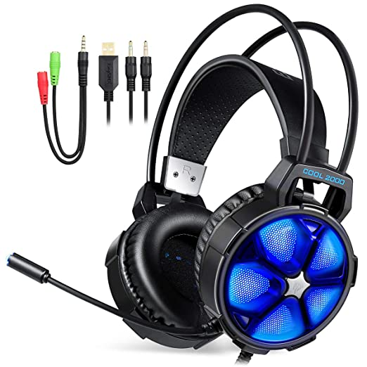 Review 2018 EasySMX Gaming Headset