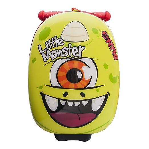 Imaginarium - Mochila Patinete con diseño de Monstruo, Flyte Scooter & Case Monster (89354): Amazon.es: Juguetes y juegos
