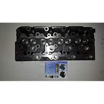 WHD Bobcat 331 Diesel Bare Cylinder Head Part # 6655153: Automotive