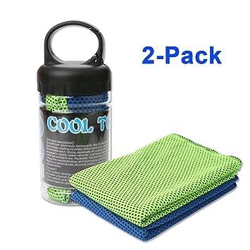 Unionup Toallas de refrigeración – Toalla de frío, toalla de deporte, toalla de fitness