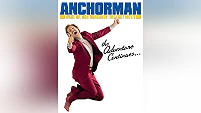 Anchorman: Wake-Up, Ron Burgundy: The Lost Movie