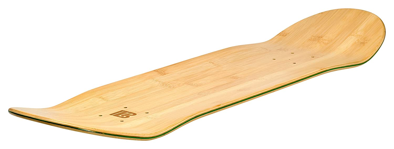 Bamboo Skateboards Graphic Skateboard Deck- More Pop, Lighter, Stronger, Lasts Longer Than Most Decks