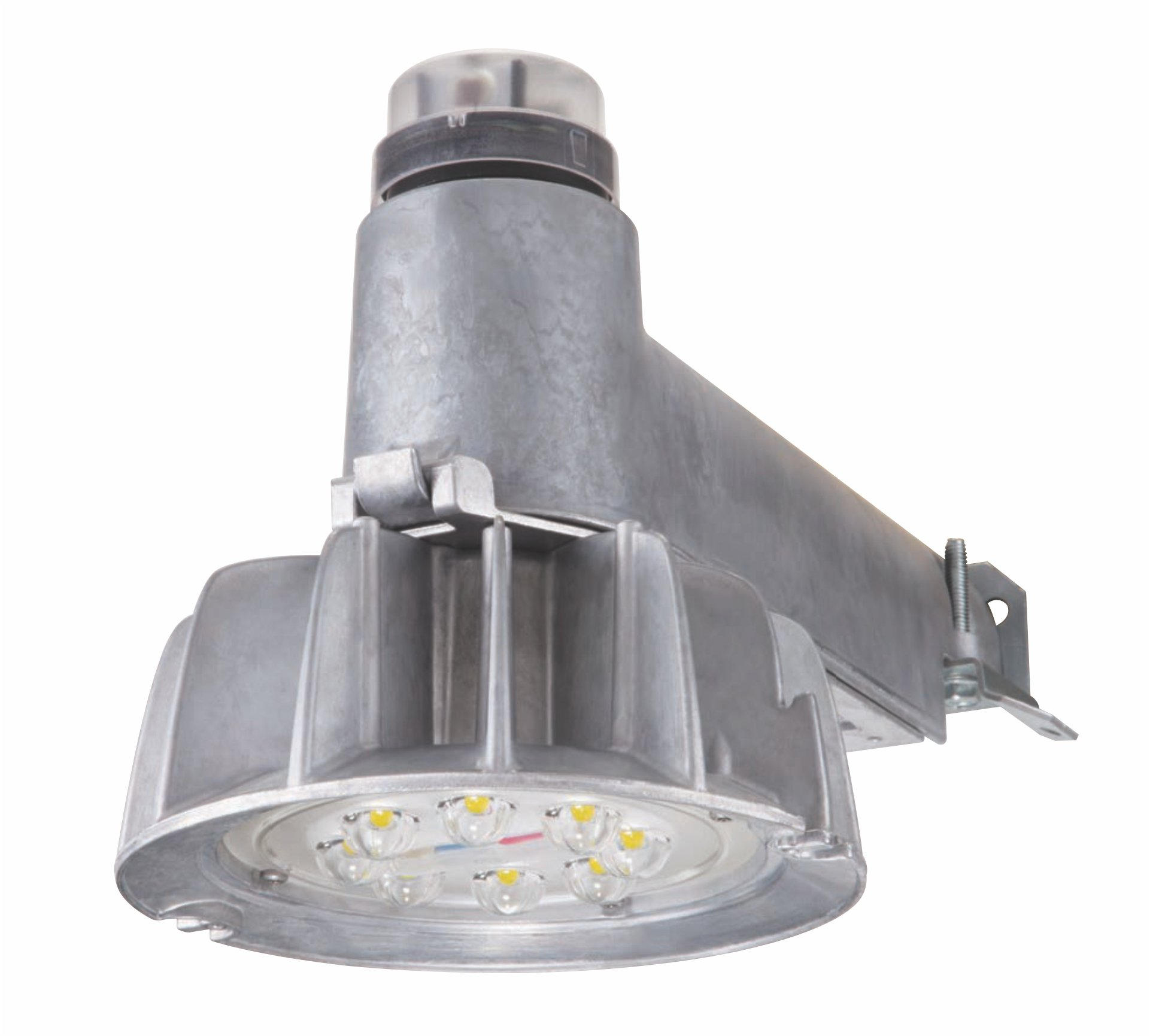 Lumark CTKRV1A Caretaker LED Area Luminaire, 50W