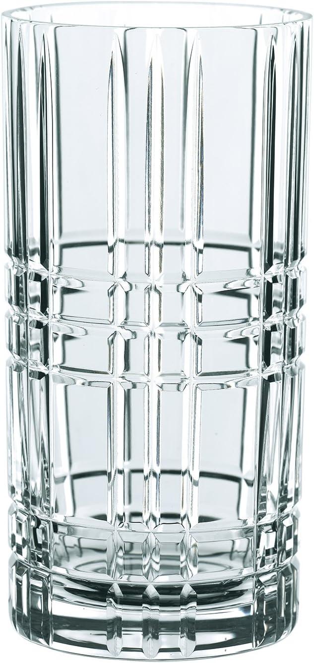 Geschenkset 6x Whiskybecher 12er Set Nachtmann Highland-Square 6x Longdrink