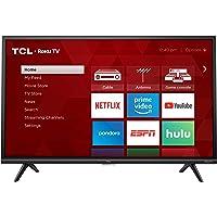 (Renewed) TCL 32 inches 1080p Smart LED Roku TV  - 32S327-B