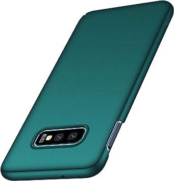 Anccer Funda Samsung Galaxy S10E, Ultra Slim Anti-Rasguño y ...