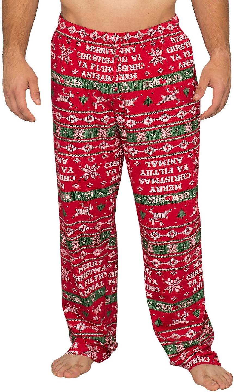 Home Alone Merry Christmas Ya Filthy Animal Lounge Pants
