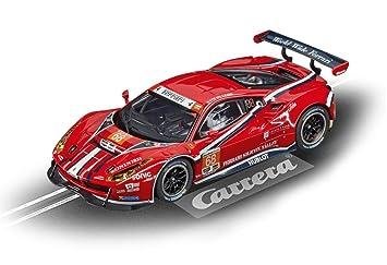 Carrera 30809 - Digital 132 Scuderia Corsa 2016 Ferrari 488 GT3 #68 Alessandro Pier Guidi