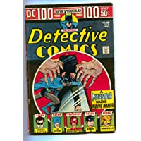 DETECTIVE COMICS #438-100 PG-BATMAN/ROBIN/GREEN LANTERN - G