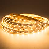 Mextronic LED Streifen LED Band LED Strip 3528 Warmweiß (2700K) 24W 500CM 24V IP20