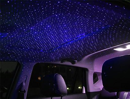 Zh Vbc Innenraumbeleuchtung Auto Led Sternenhimmel Projektor Licht Mit Rotation Romantische Starlight Usb Nachtlicht Kann Für Auto Familie Party Verwendet Werden Fernbedienung Garten
