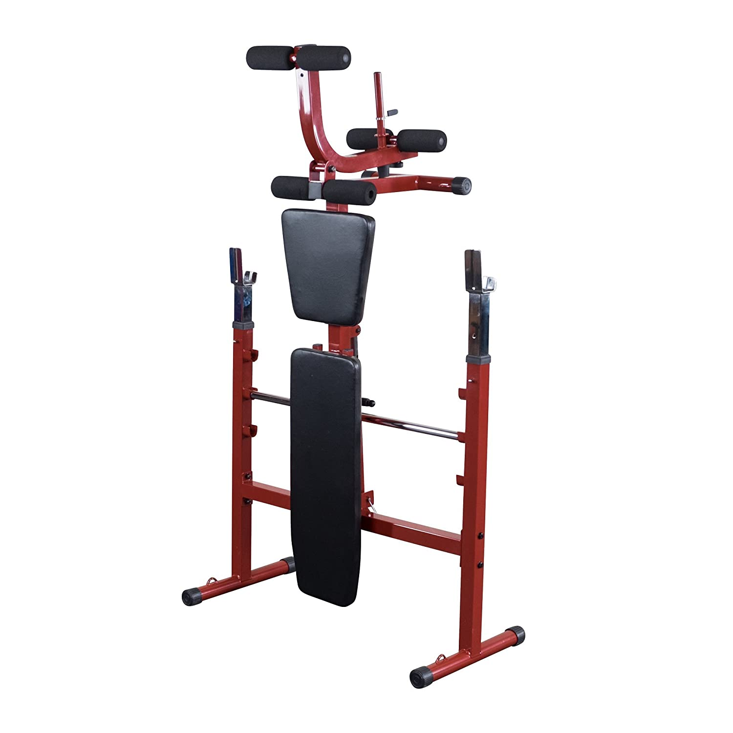 Amazon.com : best fitness bfob10 olympic bench : olympic weight