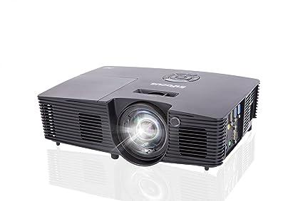 Infocus IN112v Video - Proyector (3500 lúmenes ANSI, DLP, SVGA ...
