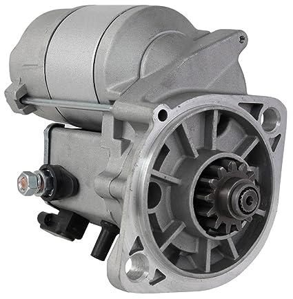 amazon com new starter fits john deere tractor 790 3235 3320 3520amazon com new starter fits john deere tractor 790 3235 3320 3520 4115 228000 3730 automotive