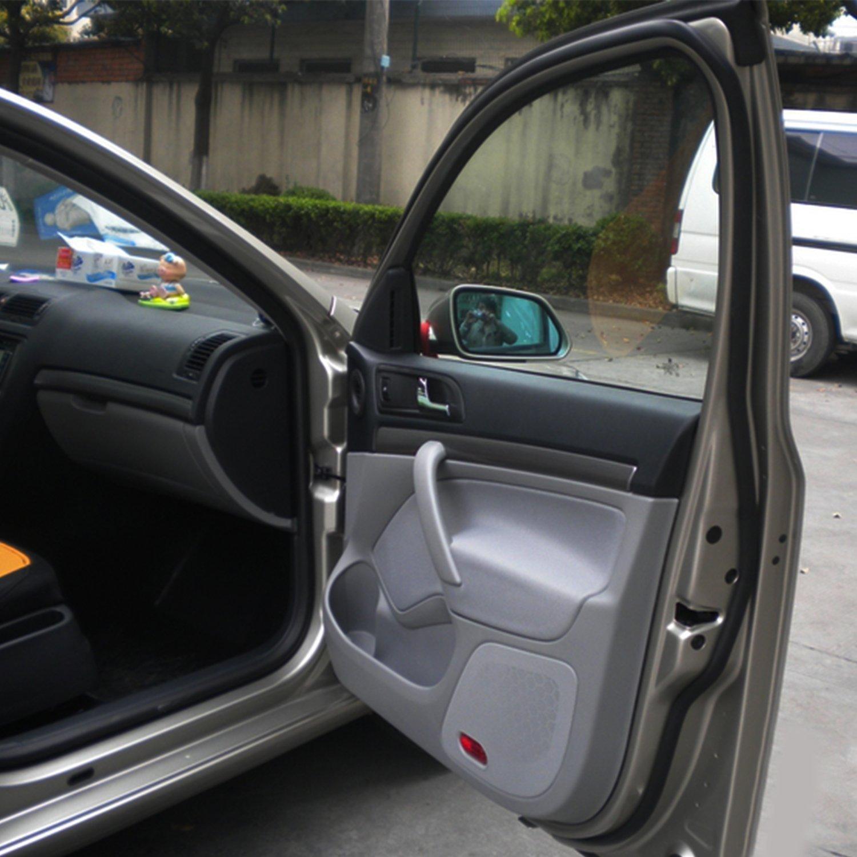Amazon.com: Protector de bordes de goma para coche, camión ...