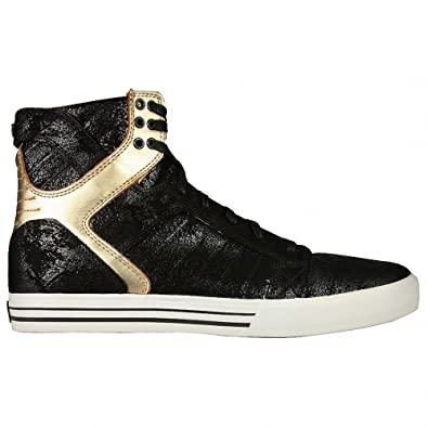 pretty nice 6a41d 23750 Supra Skytop NS (Distressed Black Gold)