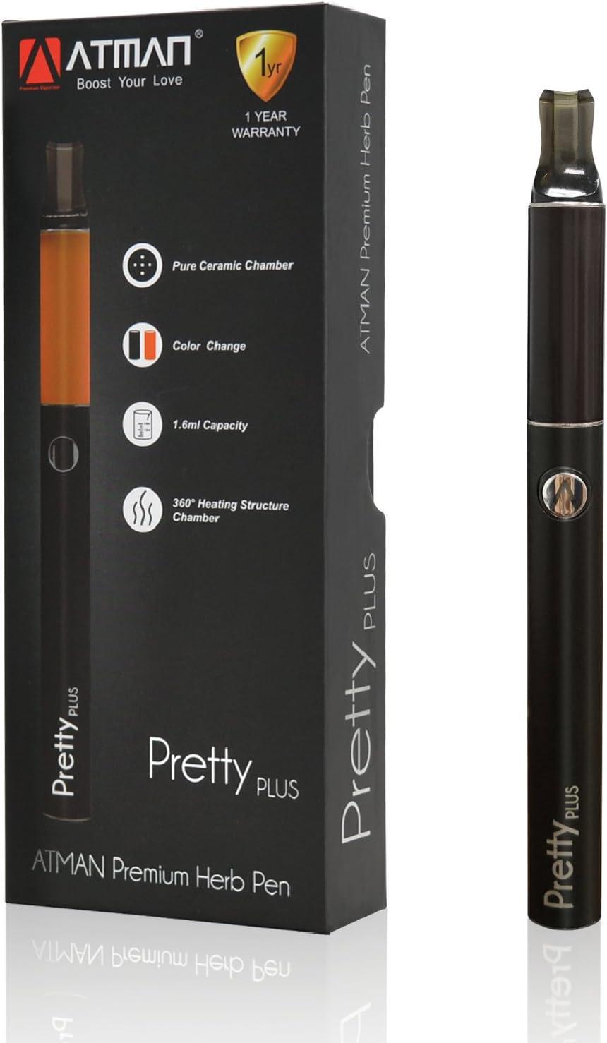 ATMAN® Pretty Plus vaporizador hierba seca,sin nicotina