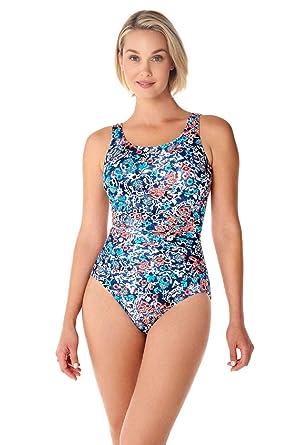 47f4add9b8 Penbrooke Block Island Mastectomy Empire Mio One Piece Swimsuit at ...