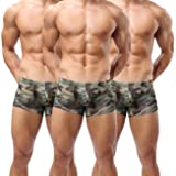 Forest Mens's Boxer Boxer,Sexy Camouflage