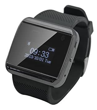 i-Joy i-Watxer Reloj Bluetooth compatible con iPhone y Android: Amazon.es: Electrónica