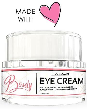 Amazon.com: Beauty by Linna crema de ojos para rejuvenecer ...