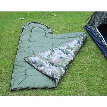 SUHAGN Saco de dormir Sacos De Dormir De Camuflaje Exterior Sobre La Bolsa Exterior Acampar Camping Bolsa De Dormir, Camuflaje Digital -1300G: Amazon.es: ...